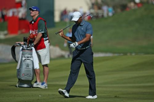 Golf - Abu Dhabi HSBC: McIlroy và Woods bẽ mặt - 2