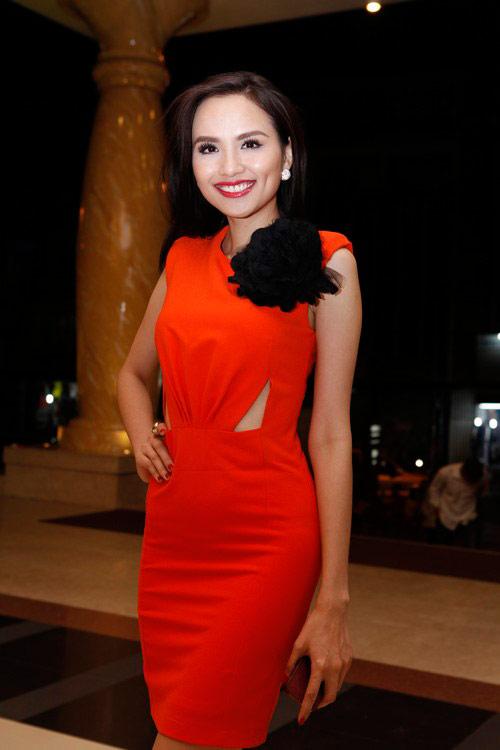 Trần Thị Quỳnh khoe con gái yêu - 20