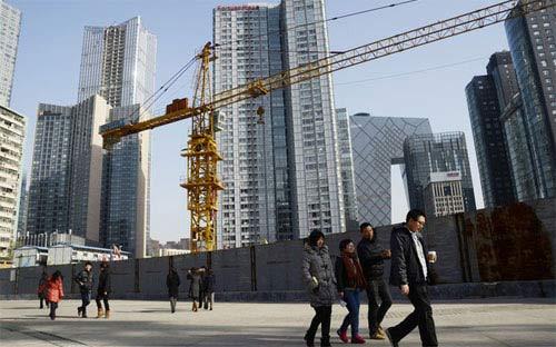 Kinh tế TQ tăng trưởng thấp nhất kể từ 1999 - 1
