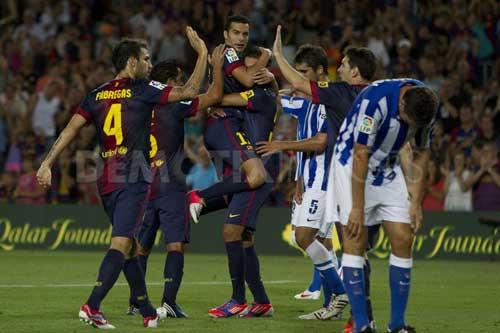 Sociedad – Barca: Tìm lại hưng phấn - 2