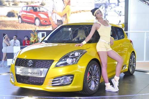 Bộ Tài chính: 2013 không giảm thuế ô tô - 1