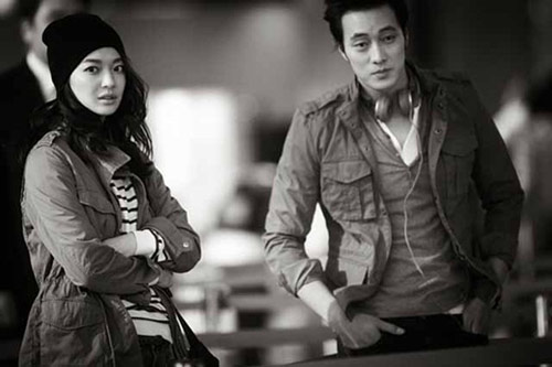 Lộ ảnh So Ji Sub và Shin Min Ah ở Việt Nam - 4