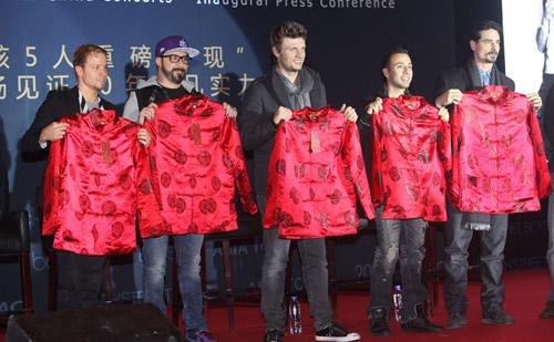 Backstreet Boys tái hợp làm liveshow - 4