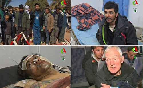 Algeria: Giờ phút kinh hoàng của con tin - 1