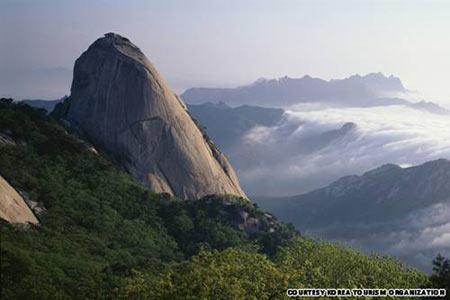 7 ngọn núi kỳ vĩ của Hàn Quốc - 3