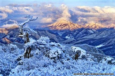 7 ngọn núi kỳ vĩ của Hàn Quốc - 4