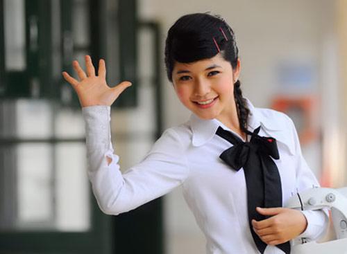 """Những cô dâu """"mở hàng"""" showbiz Việt 2013 - 5"""