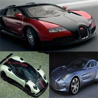Top 10 siêu xe đắt nhất thế giới 2012-2013