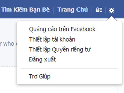 Chặn người lạ liên hệ với bạn trên Facebook - 1