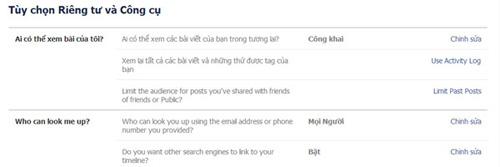 Chặn người lạ liên hệ với bạn trên Facebook - 2