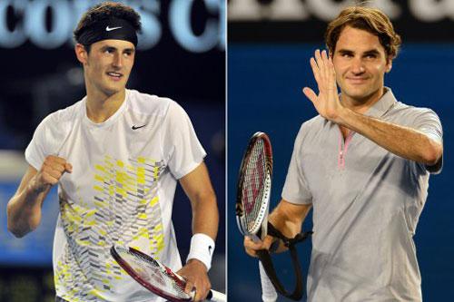 Federer - Tomic: Nhu thắng cương (V3 Australian Open) - 1