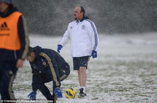 Chelsea-Arsenal: Chứng minh đi, Benitez! - 2
