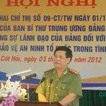 Tin tức trong ngày - Khai trừ Đảng phó GĐ Công an TP Hải Phòng