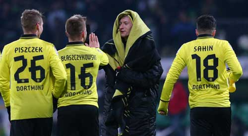 Bremen - Dortmund: Bắn phá dữ dội - 1