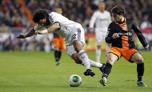 Valencia – Real: Tỏa sáng thôi CR7 - 1