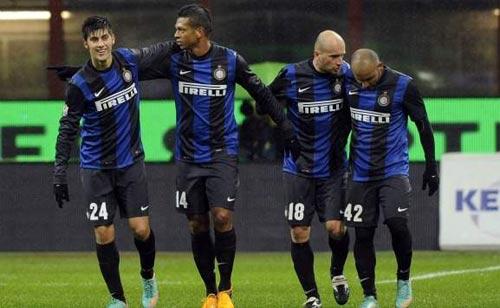 Roma – Inter: Hiểm nguy rình rập - 1