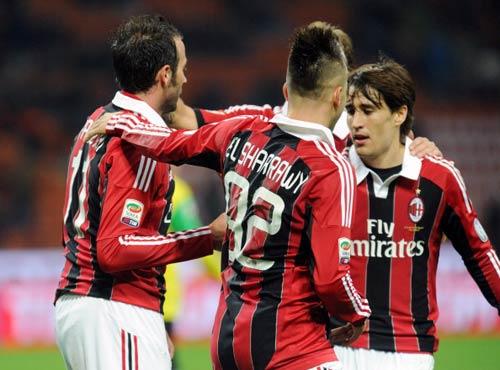 Milan – Bologna: Giấc mơ trời Âu - 1