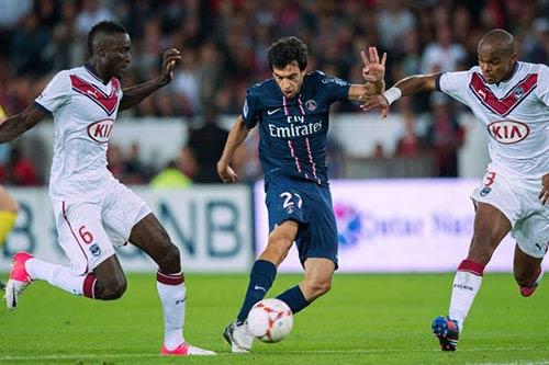 Bordeaux - PSG: Chất xúc tác - 1
