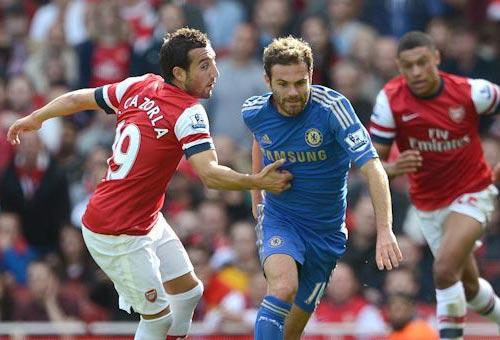Fan MU, Chelsea, Arsenal dậy sóng - 2
