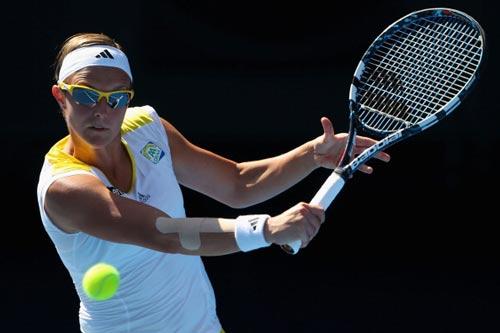 Sharapova – Flipkens: Cuồng phong Masha (V4 Australian Open) - 1