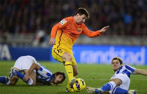 """Barca: Hãy cẩn thận với những """"tai nạn"""" - 1"""