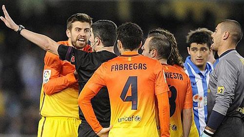 """Barca: Hãy cẩn thận với những """"tai nạn"""" - 2"""