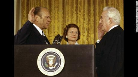 Lịch sử lễ nhậm chức tổng thống Mỹ qua ảnh - 10