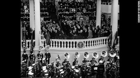 Lịch sử lễ nhậm chức tổng thống Mỹ qua ảnh - 11