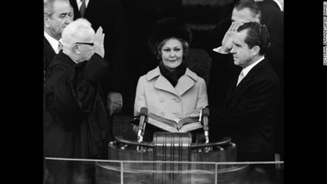 Lịch sử lễ nhậm chức tổng thống Mỹ qua ảnh - 12