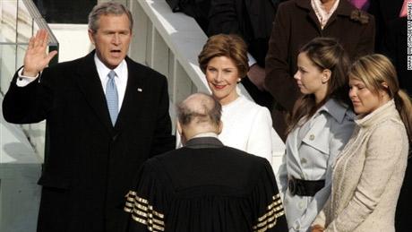 Lịch sử lễ nhậm chức tổng thống Mỹ qua ảnh - 2