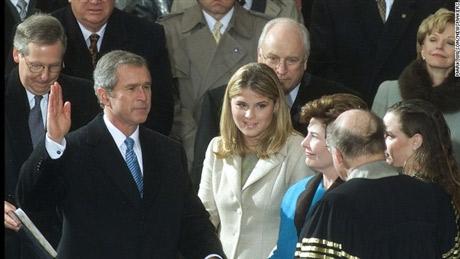 Lịch sử lễ nhậm chức tổng thống Mỹ qua ảnh - 3