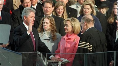 Lịch sử lễ nhậm chức tổng thống Mỹ qua ảnh - 4
