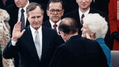 Lịch sử lễ nhậm chức tổng thống Mỹ qua ảnh - 6