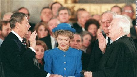 Lịch sử lễ nhậm chức tổng thống Mỹ qua ảnh - 7