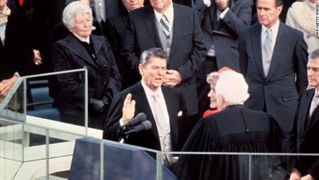Lịch sử lễ nhậm chức tổng thống Mỹ qua ảnh - 8