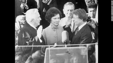 Lịch sử lễ nhậm chức tổng thống Mỹ qua ảnh - 9