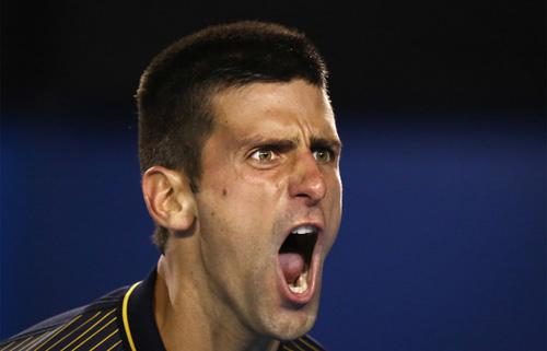 Djokovic - Wawrinka: Siêu kịch tính (V4 Australian Open) - 1