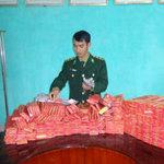 An ninh Xã hội - Nam sinh vận chuyển hơn 80 kg pháo nổ