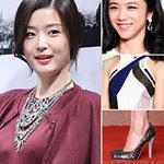 Thời trang - Tháng 1: Sao châu Á mặc hàng hiệu gì?
