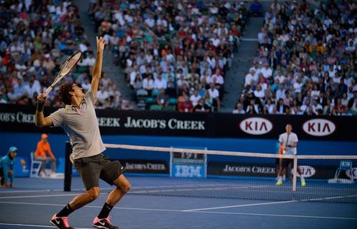 Roger Federer: 250 & hơn thế nữa - 1