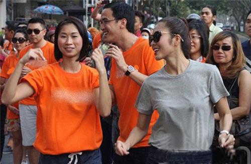 Sao Việt và những khoảnh khắc đặc biệt - 4