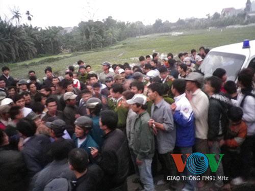 Thanh Hóa: Cả làng vây bắt nhóm côn đồ - 1