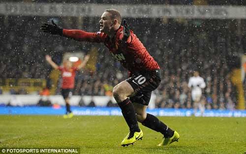 Rooney đóng kịch hay không? - 3