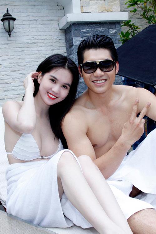 """Ngọc Trinh """"đốt nóng"""" phim Tết 2013 - 13"""