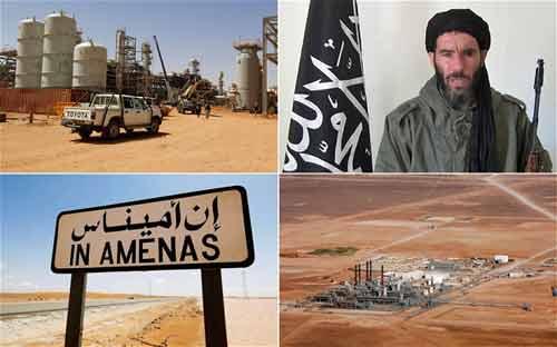 """Algeria: Không """"mượn"""" nước khác can thiệp - 1"""