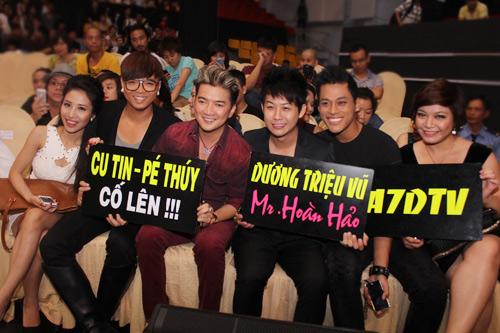 Mỹ nhân Việt sexy đêm chào sân CĐHH - 20