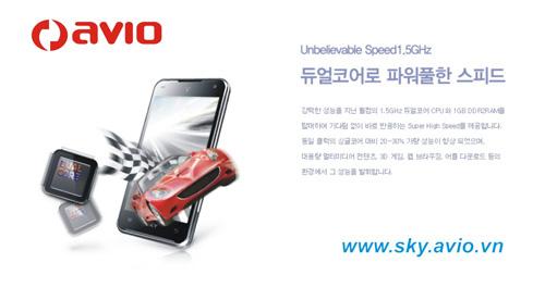 """""""Choáng"""" với điện thoại Sky của Avio Vinaphone - 8"""