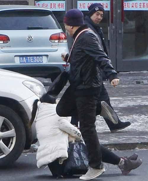 TQ: Một phụ nữ bị đánh dã man trên phố - 9