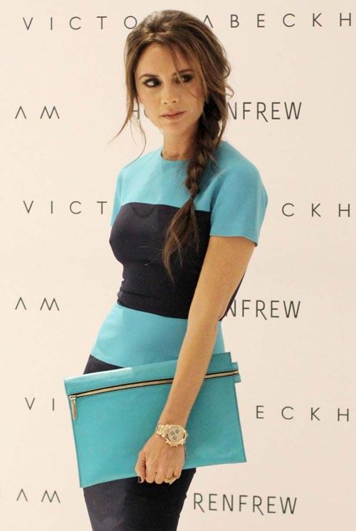 Học để mặc đẹp như Victoria Beckham - 12