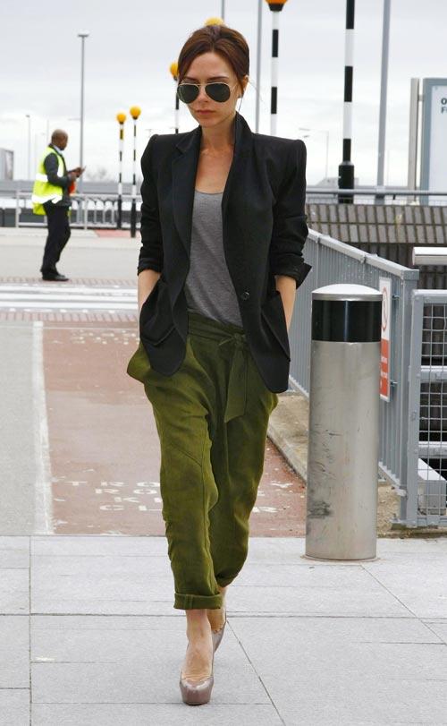 Học để mặc đẹp như Victoria Beckham - 2
